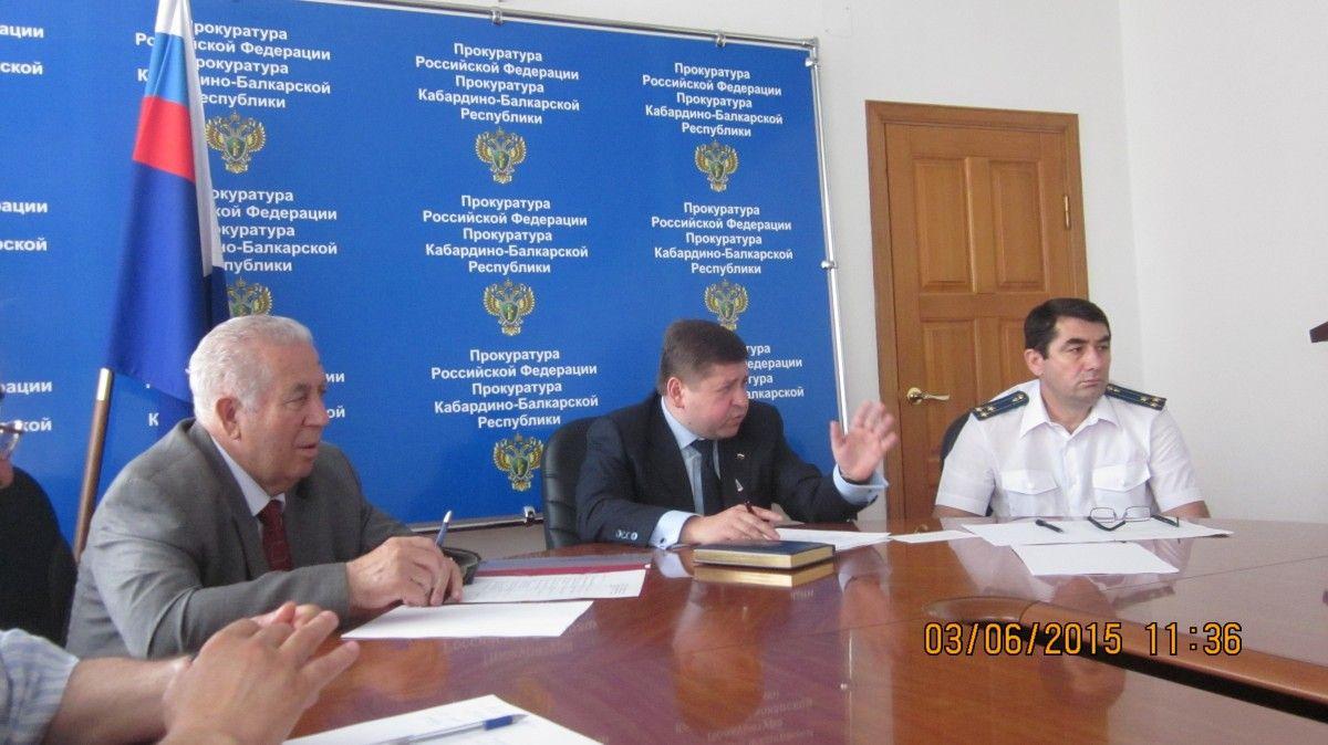 Дубинина как представитель прокуратуры в верховном суде кбр мясом