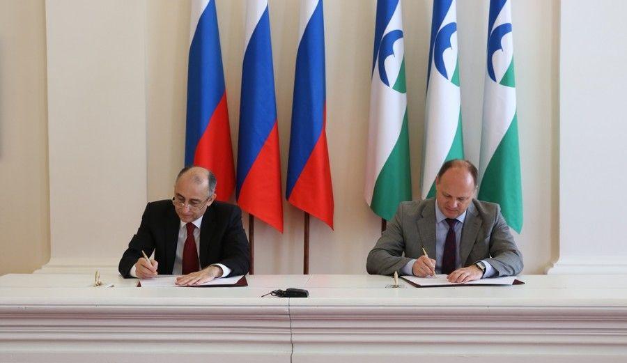 Подписано соглашение о взаимодействии по вопросам конкуренции