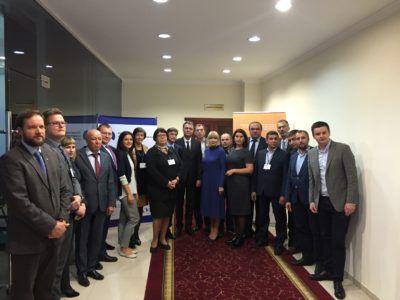 Уполномоченный принял участие  в  обсуждении коррупционных рисков в сфере муниципальных услуг