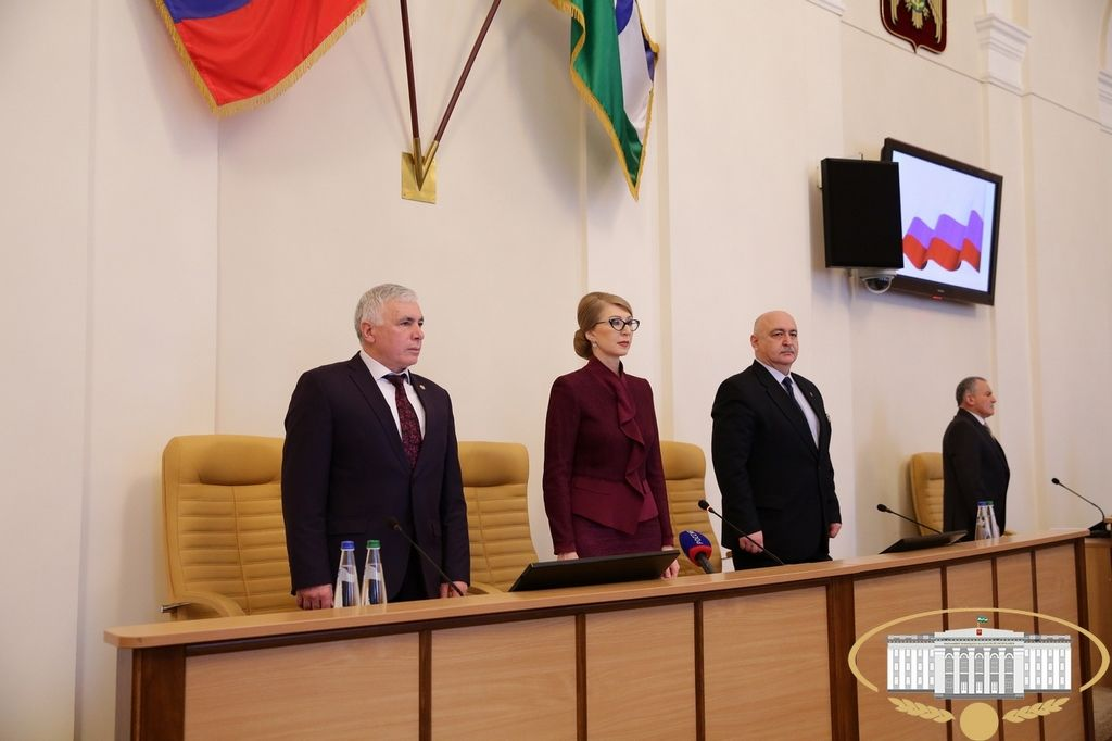 Парламент Кабардино-Балкарии открыл весеннюю сессию