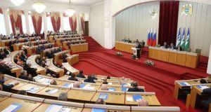 Уполномоченный принял участие в годовом собрании Ассоциации муниципальных образований
