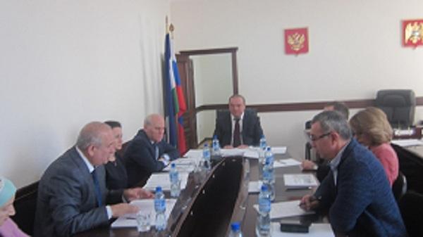 Уполномоченный провел совместное заседание общественно-экспертных советов