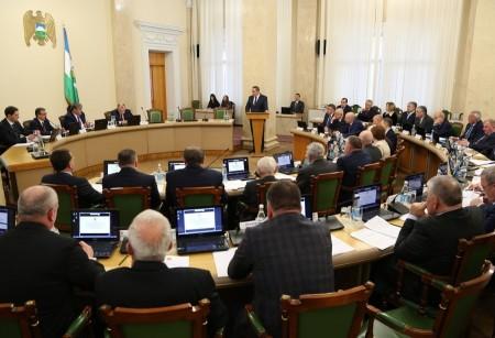 Состоялось заседание коллегиальных органов при Главе Кабардино-Балкарии