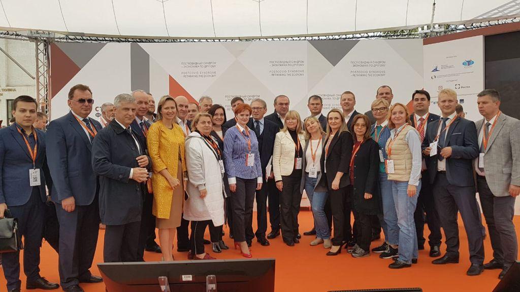 Власть и бизнес обсудили вопросы нового качества развития российской экономики